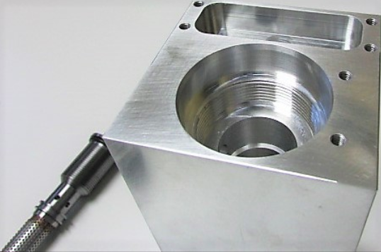 Machined parts for a specific need